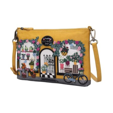 Borsa Pochette Vendula Flower Shop Pouch Bag